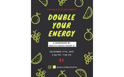 Double Your Energy