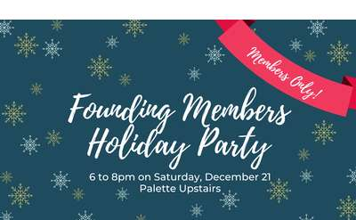 Founding Members Holiday Party