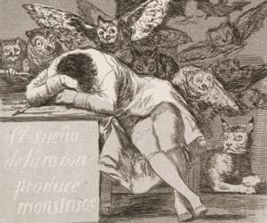 francisco goya etching
