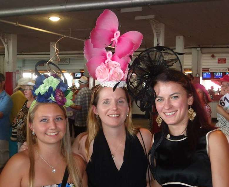 28th Annual Hat Contest at Saratoga Race Course (22)