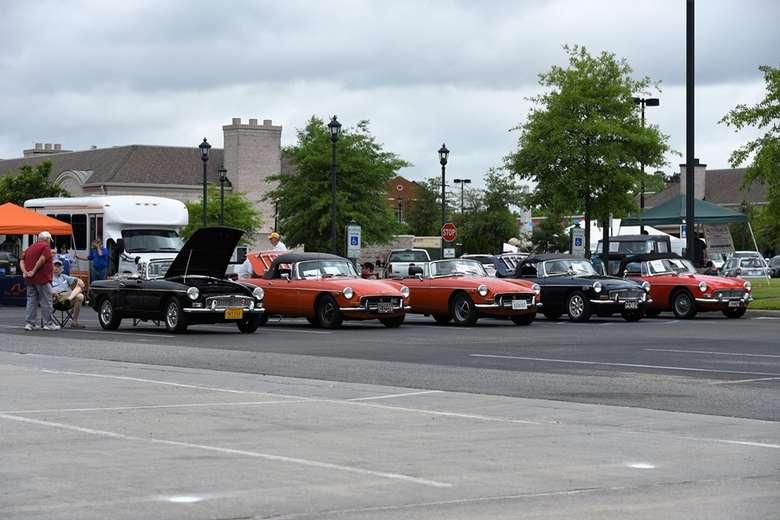 WBCC car show