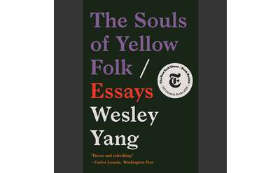 "Wesley Yang, author of ""The Souls of Yellow Folk"""