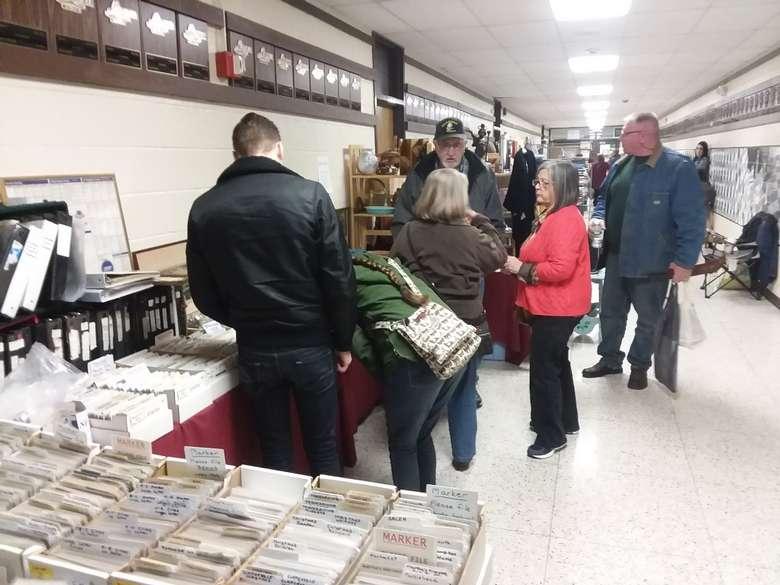 Antique Show & Sale Photo