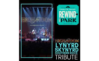 Tribute Band Rewind at The Park