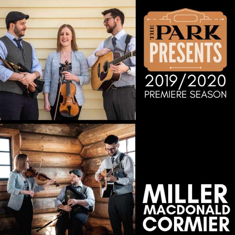 The Park Presents 2019/2020 Premiere Season