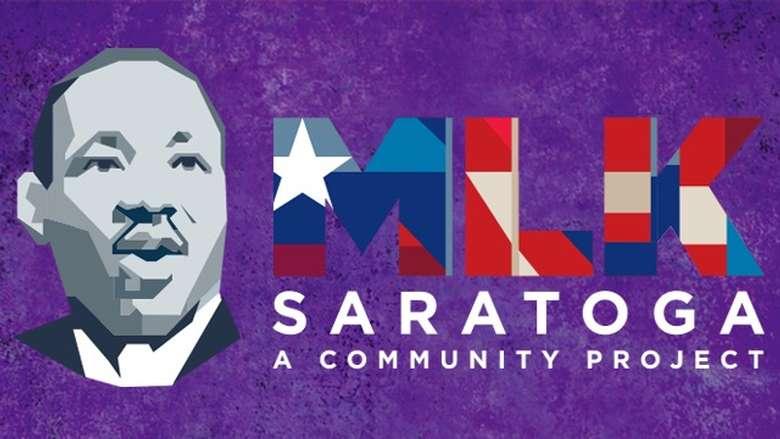 MLK Saratoga Logo