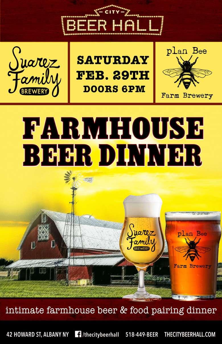 Farmhouse Dinner 2/29