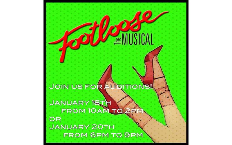 Audition for Footloose!