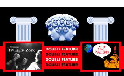 Double Feature - Twilight Zone / Alf Pacino