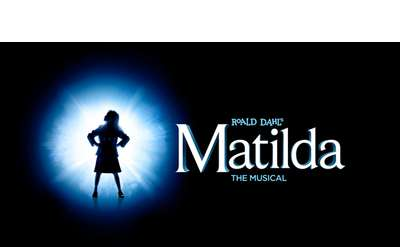 Matilda Musical Logo for Maple Avenue Middle School
