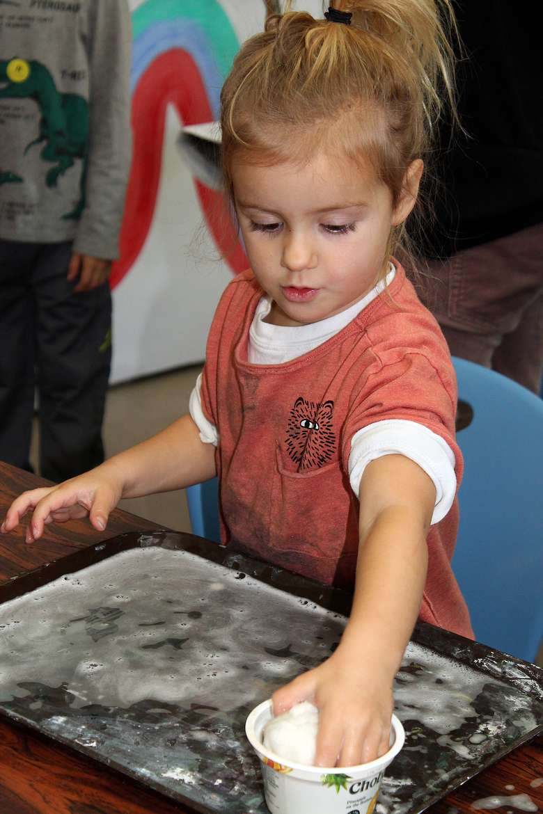 Tours for Tots, for children aged 3-5