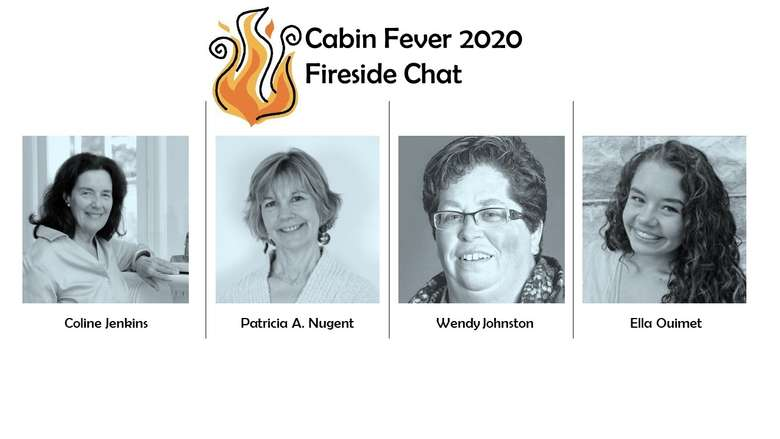 Cabin Fever 2020 Fireside Chat participants