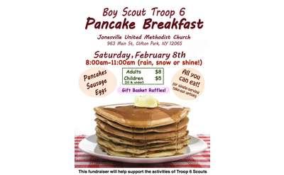 Scouts BSA Troop 6 Clifton Park