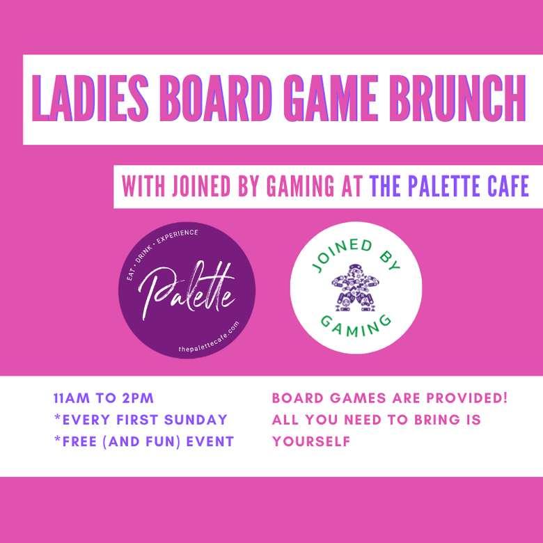 Ladies Board Game Brunch