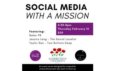 Social Media with a Mission