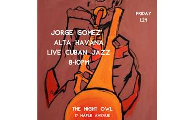 Alta Havana Jazz at The Night Owl