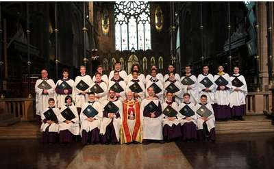 The Cathedral Choir of Men and Boys