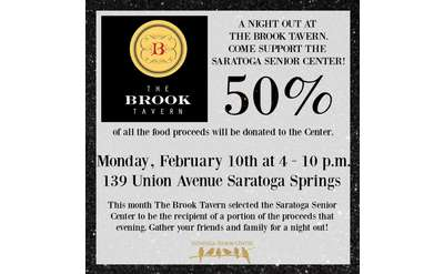 "The Brook Tavern ""Night Out"""