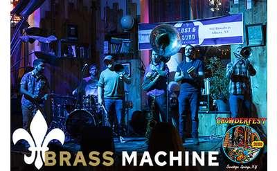 The Brass Machine