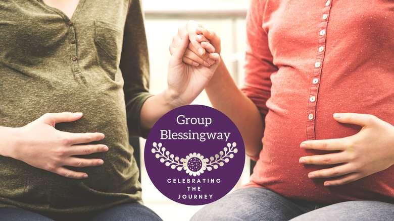 Group Blessingway at KindNest