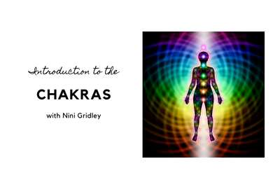 Intro to the Chakras at KindNest