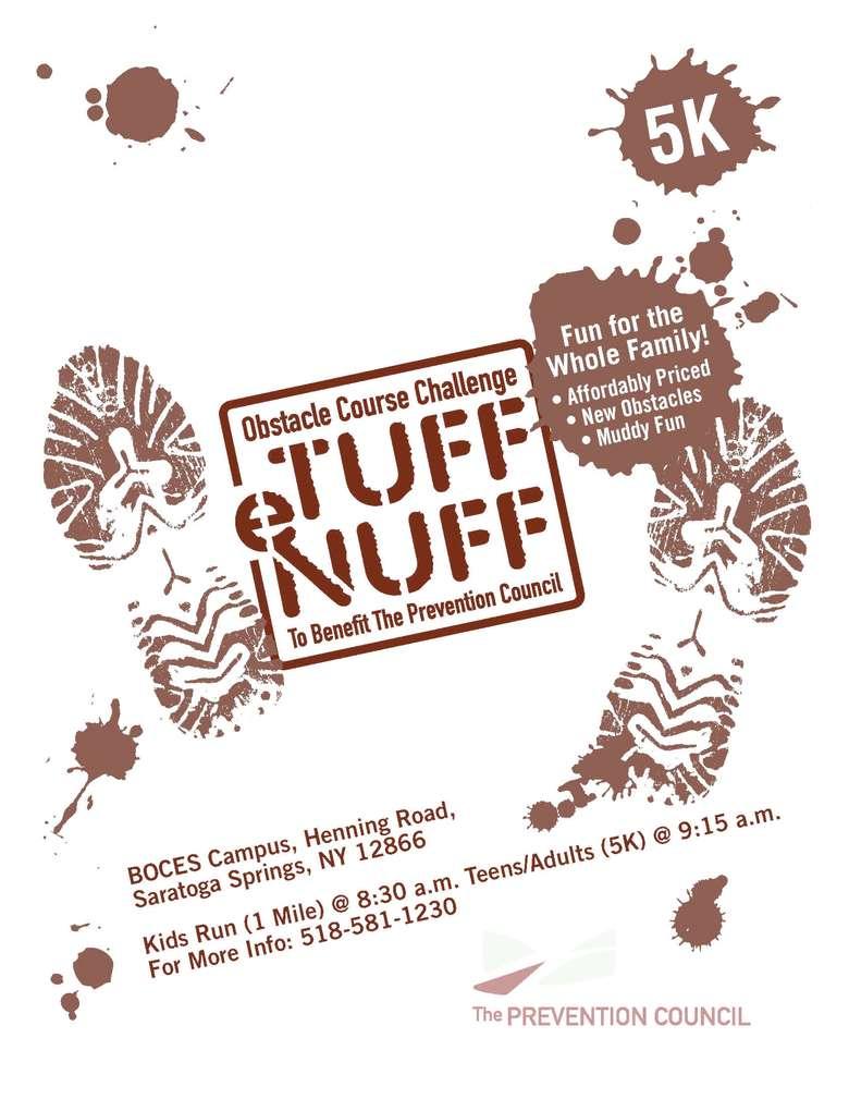 Tuff eNuff Poster
