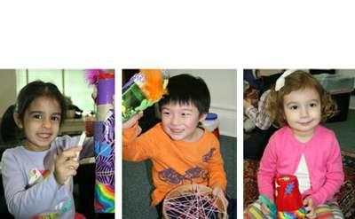 Three Kids Enjoy FunFest