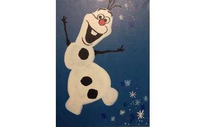 Dancing Snowman!