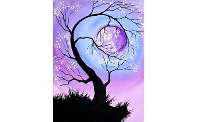 Mystical Moon!