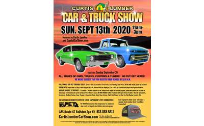 Car and Truck Show 2020 Poster