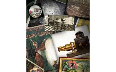 Enjoy a magic lantern show at Crailo State Historic Site!