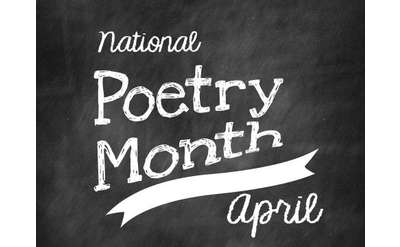 National Poetry Month in April