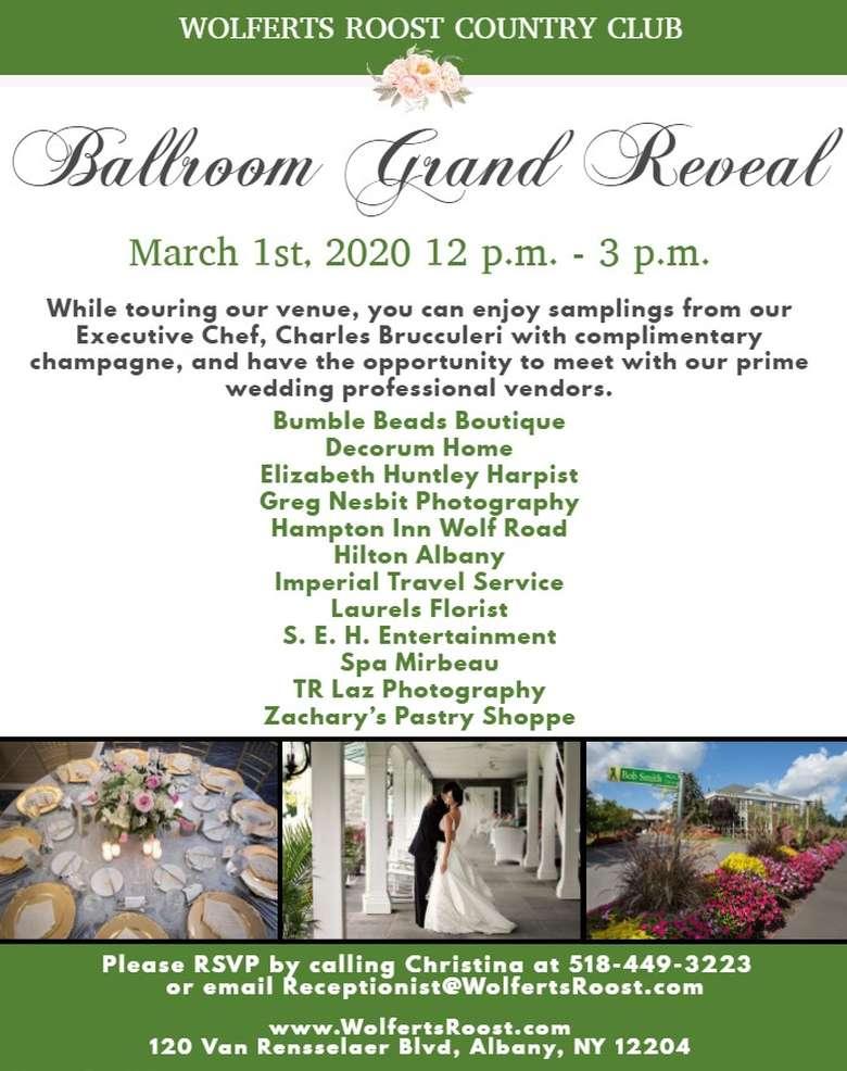 ballroom grand reveal poster