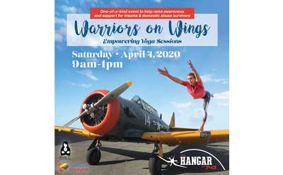 Warriors on Wings Poster