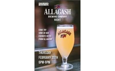 Allagash Beer Week 2020