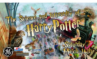 The Science and Wizardry of Harry Potter