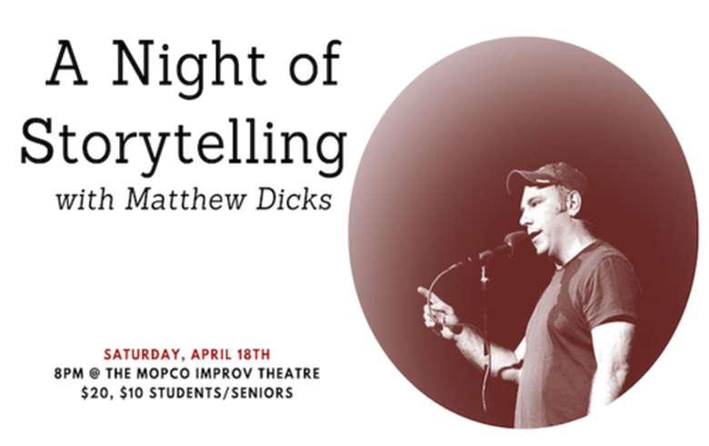 Matthew Dicks