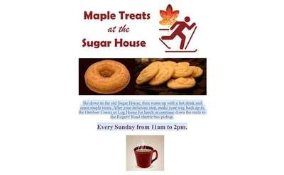 Maple treats!