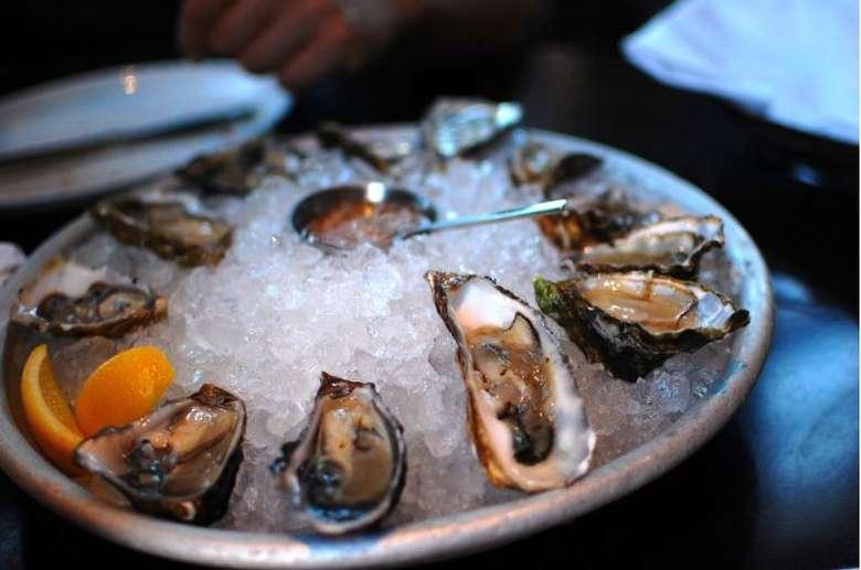 Yummy Oysters!