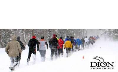 5K Snowshoe Race