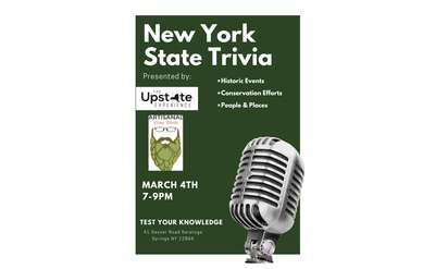 NYS Trivia at Artisanal Brew Works