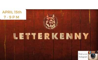 Letterkenny Trivia at Artisanal Brew Works