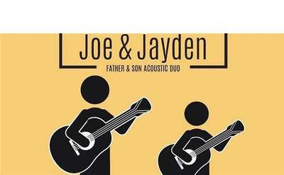 Joe & Jayden - Father & Son Acoustic Duo Perform at Ledge Rock Hill Winery