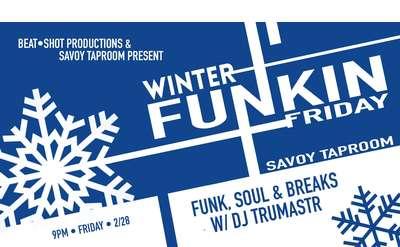 Winter Funkin Friday