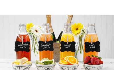 Build Your Own Mimosa Brunch