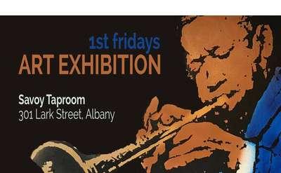 1st Fridays Art Exhibition