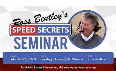 Ross Bentley's Speed Secrets