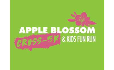 Banner for Apple Blossom Cross-5k and Kids Fun Run