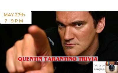 Quentin Tarantino Trivia at Artisanal Brew Works