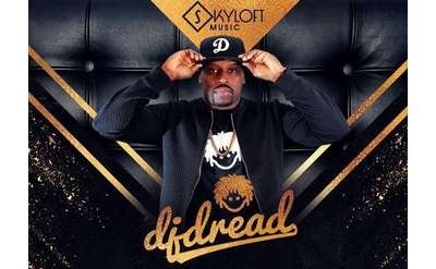 DJ Dread Stock Photo